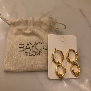 NWT Bayou in Love Earrings